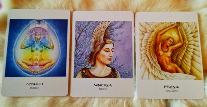 Goddess Card Monday #TransformationGoddess