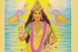 Lakshmi promises a bright future