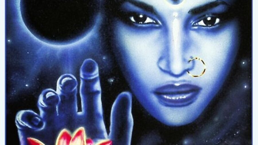 Kali brings the fire of transformation