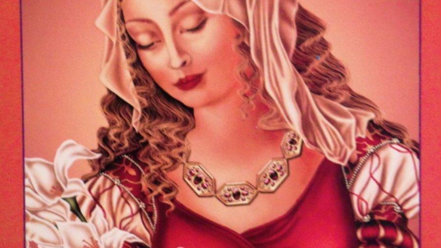Free Goddess Card Messages - Transformation Goddess