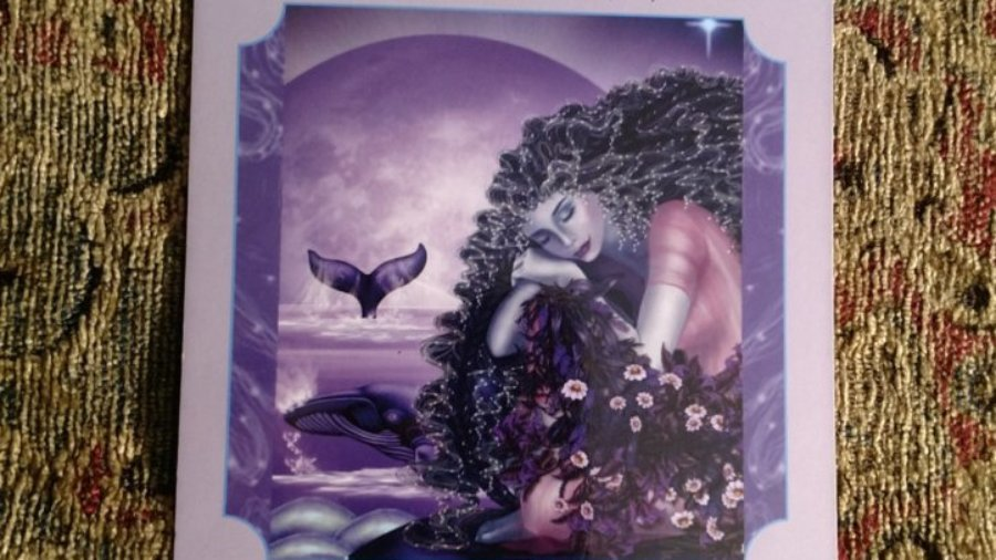Free Goddess Card Messages for April
