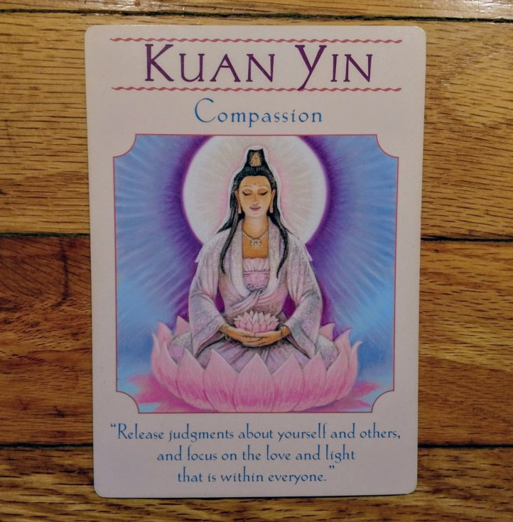 Transformation Goddess - Free Goddess Card Messages