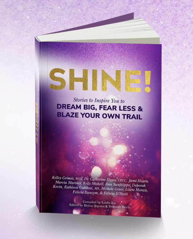Shine! Book Cover