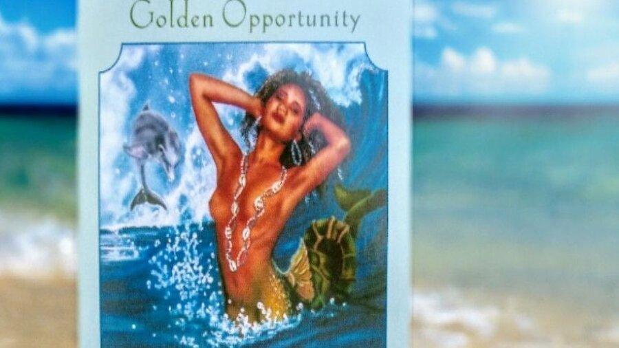 Yemanya grants wishes and brings golden opportunities