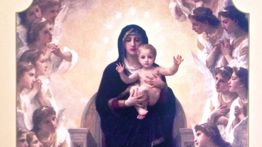 Mother Mary invites you to expect a miracle
