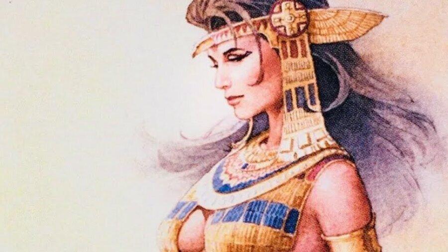 Ishtar invites us to set healthy boundaries